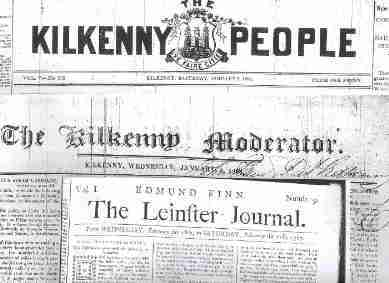 Kilkenny Newspapers