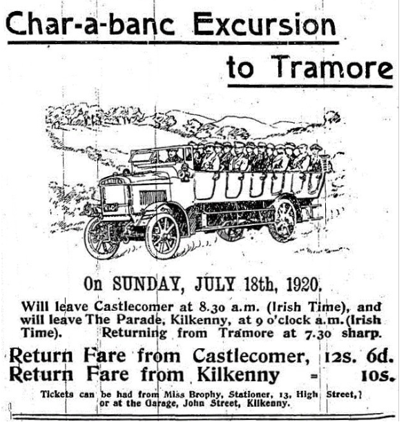 Bus-trip-to-Tramore---Summer-1920-Kilkenny-People